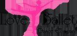 LoveBallet Dance Company Logo