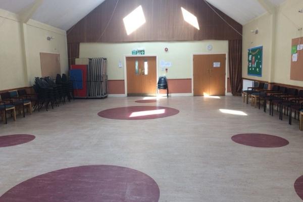 St Marys Church Hall - Leamington Spa
